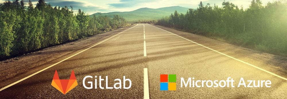 Managing Gitlab instance on Azure